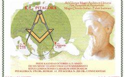 Gemellaggio logge Pitagora di Roma e Costanza