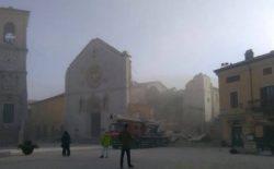 Il Grande Oriente d'Italia vicino alle popolazioni dell'Umbria e delle Marche colpite dall'ennesimo sisma