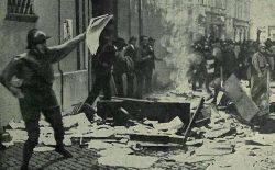 11 ottobre 1924. Le sedi del Grande Oriente di Roma, Milano e Palermo vengono prese d'assalto dalle squadracce fasciste