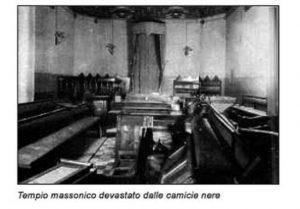 tempio-massonico-devastato-dalle-camicie-nere