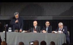 A Trento il teologo Vito Mancuso parla di Dio e del suo destino | video