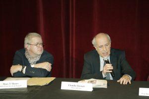Paolo Strinati e Marc D'Hoore