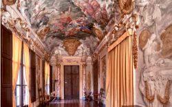 Studenti alla casa massonica di Firenze con il Fai