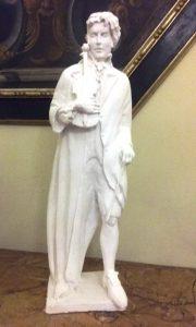 Bozzetto della statua di Geminiani