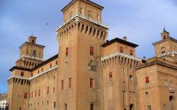 Festa della luce a Ferrara