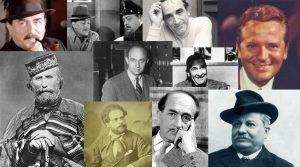 Alcuni massoni famosi del Novecento italiano