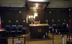 Il Grande Oriente ha aperto la Casa Massonica di Palermo, tanti visitatori