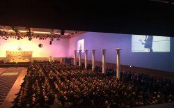 Trenta le rappresentanze estere in Gran Loggia