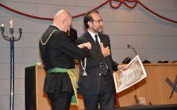 Apertura pubblica del tempio con il saluto del Viceministro Nencini | video