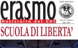 E' online il numero di Erasmo di aprile 2017