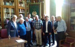Loggia tedesca in visita a Roma. Incontri a Casa Nathan e al Vascello