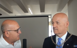 Castelvetrano, il Gran Maestro Bisi intervistato da Castelvetranonews