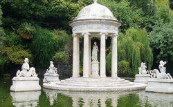 Dopo il lockdown ha riaperto il parco massonico di Villa Durazzo Pallavicini a Genova, il più bel giardino d'Italia
