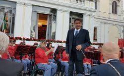 XX Settembre 2017. Ricordando il Risorgimento con la Banda Nazionale Garibaldina