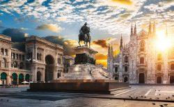 Milano. Festeggiamenti della Dante Alighieri per i 25 anni