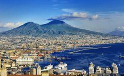 Napoli. Gemellaggio internazionale tra l'Altheia e la Phoenix di Mosca