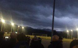 """Luce allo stadio """"Filippo Micheli"""" di Norcia. Inaugurato l'8 dicembre l'impianto di illuminazione del campo sportivo"""