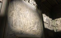 Nuovo Make-up al tempio maggiore di Borgo Albizi a Firenze