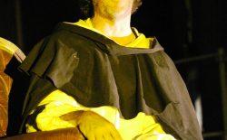 Contro il pensiero unico.  Giordano Bruno interpretato da Emanuele Montagna/Video