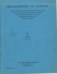 Freemasonry in Europe