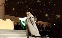 Gran Loggia 2018. Il Giordano Bruno contemporaneo di Emanuele Montagna | video