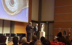 In Gran Loggia il bozzetto della statua del grande violinista massone lucchese Francesco Xaverio Geminiani