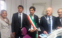 Ha aperto a Perugia un centro odontoiatrico per le fasce più deboli. All'inaugurazione il Gran Maestro con il sindaco