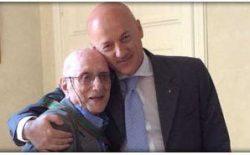Il Grande Oriente abbruna i labari per la scomparsa del Fratello Mario Sacconi