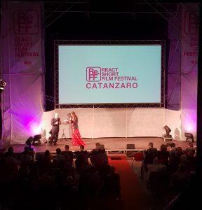 """Catanzaro, React Short Film Festival. Premio speciale del Grande Oriente al corto """"8 giugno 1976"""""""