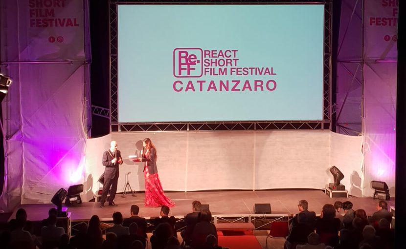 """Catanzaro, React Short Film Festival. Premio speciale del Grande Oriente contro le mafie al corto """"8 giugno 1976"""""""