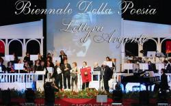XX Settembre. Protagonisti di musica, televisione, teatro e letteratura insieme per la Biennale della Poesia in nome della pace nel mondo