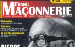 """Massofobia e il caso italiano. Intervista al Gran Maestro sul magazine francese """"Franc Maçonnerie"""""""