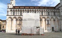 Lucca. Iniziato il restauro del Burlamacchi