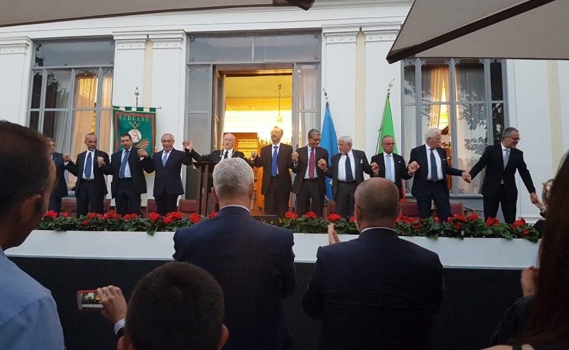 """XX Settembre 2018, L'Italia delle speranze. L'allocuzione del Gran Maestro: """"Al lavoro, Fratelli! Costruiamo insieme il futuro dell'Italia. Ridiamole speranza"""""""