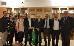 Inaugurato a Casa Nathan il Fondo bibliografico intitolato a Mario Sacconi
