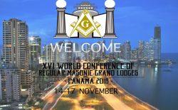 Il Grande Oriente a Panama per la XVI Conferenza Mondiale delle Grandi Logge regolari
