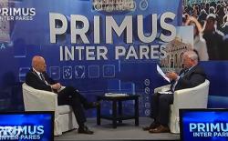 """Il Gran Maestro a """"Primus Inter Pares"""", il programma d'informazione di Tv7"""