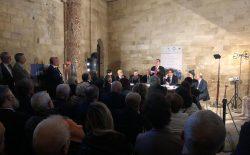 Le vie del dialogo contro gli estremismi. Il convegno del Grande Oriente d'Italia a Castel del Monte | video