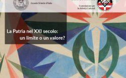 Torino. Il 17 novembre nella casa massonica si parla di Patria