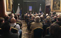 """Udine. Grande partecipazione al convegno """"I cittadini del domani: la bellezza di guardare lontano""""/Video"""