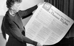 Il Grande Oriente celebra i 70 anni della Dichiarazione Universale dei Diritti dell'Uomo ricordando l'importante contributo storico della Massoneria