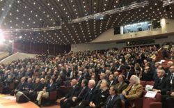 Festa della Luce a Firenze. E' intervenuto il sindaco Nardella. Tra gli ospiti Oscar de Alfonso Ortega, segretario esecutivo della Conferenza mondiale delle Gran Logge