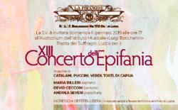 A Lucca il Concerto dell'Epifania 2019 della Loggia Burlamacchi. Appuntamento il 6 gennaio