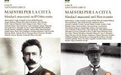 Libri. Maestri per la città, i sindaci massoni tra Ottocento e Novecento
