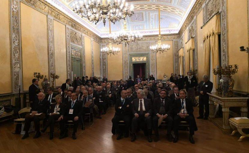 """Palermo. Il Grande Oriente all'Ars per difendere la libertà di associazione. Il presidente Miccichè:""""Siete i benvenuti a Palazzo dei Normanni"""""""