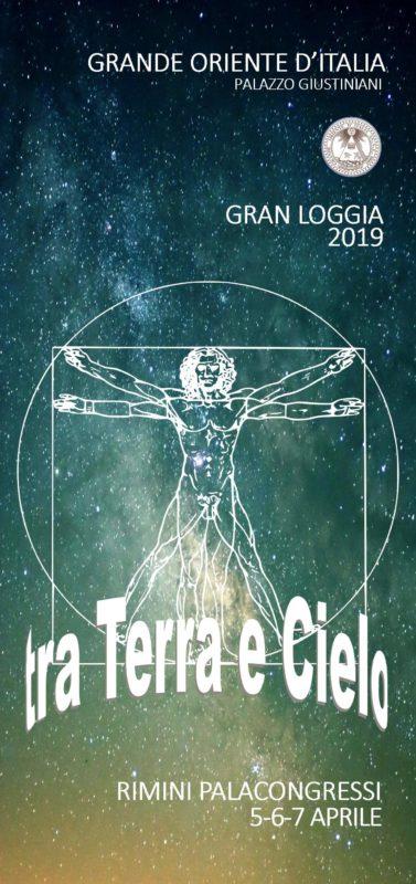 Gran Loggia 2019 tra Terra e Cielo