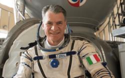 Un anno fa a Rimini con l'astronauta Paolo Nespoli alla scoperta della grandiosa bellezza della Terra vista dallo spazio/Video
