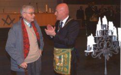 Addio a Bruno Becciolini, figlio di Giovanni, il libero muratore e martire ucciso dagli squadristi fascisti e proclamato nel 2015 Gran Maestro Onorario alla memoria