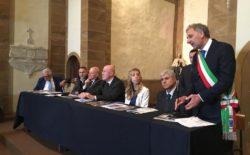 Ricordato a Firenze Filippo Cordova, patriota, giurista, Gran Maestro del Goi. Al convegno il sindaco di Aidone e l'assessore al welfare del capoluogo toscano