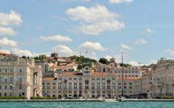 Dall'Oriente di Trieste l'addio al fratello Tino Pandullo